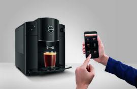 Jura D4 Piano Black Kaffeevollautomat shop