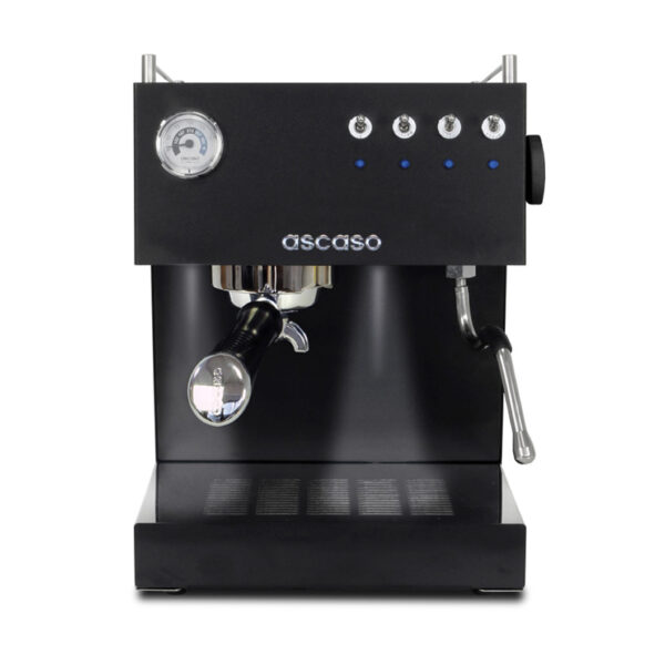 Ascaso Steel Uno Black Espressomaschine shop