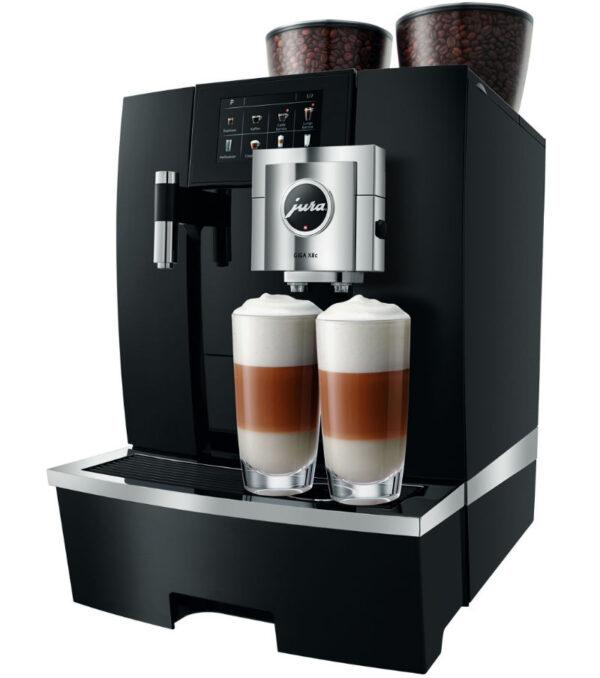 Jura GIGA X8c – Generation 2 Festwasser Schwarz Kaffeevollautomat shop