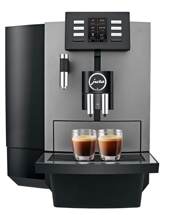 Jura X6 Kaffeevollautomat shop