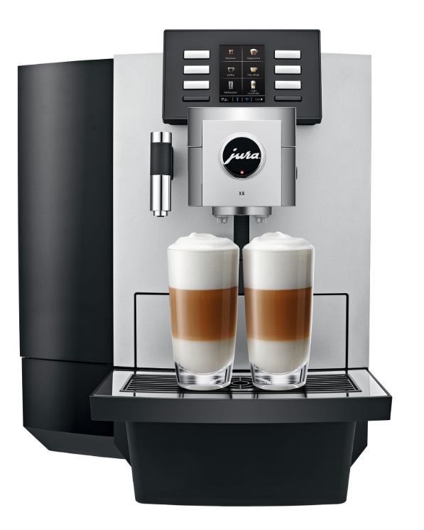 Jura X8 Kaffeevollautomat shop