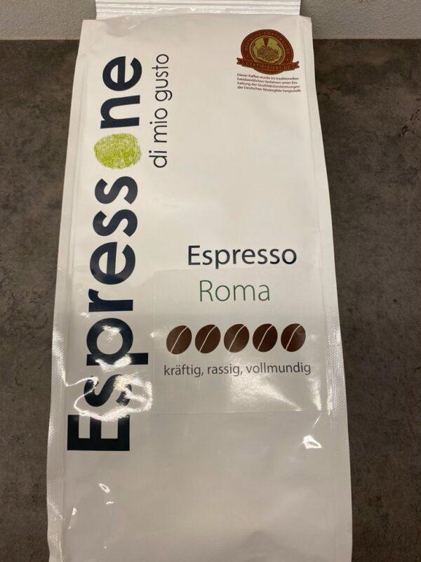 Espressone Kaffee Kaffeebohnen