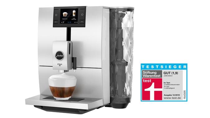 Kaffeemaschine Jura S8 Stiftung Warentest