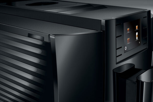 Jura piano black E8 EB Kaffeevollautomat shop