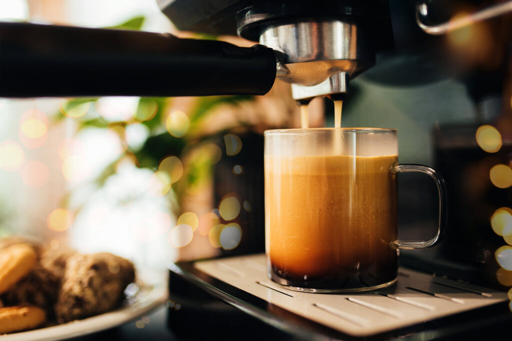 Kaffeemaschine/ Kaffeevollautomat gebraucht