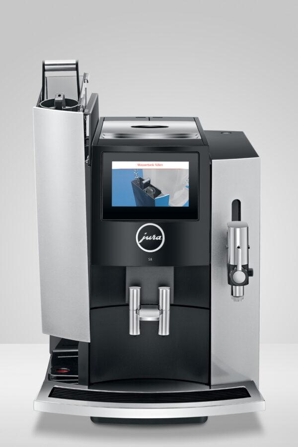 Jura S8 EA Moonlight silver Kaffeevollautomat shop